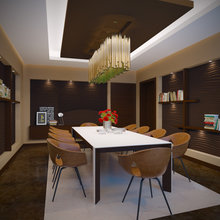 Фото из портфолио Villa 1 – фотографии дизайна интерьеров на INMYROOM
