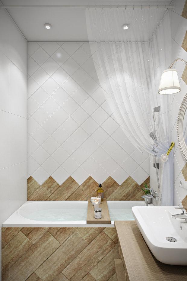 Фотография: Ванная в стиле Современный, Советы, Geberit – фото на InMyRoom.ru