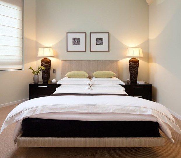Фотография: Спальня в стиле Восточный, Минимализм, Декор интерьера, Декор дома – фото на InMyRoom.ru