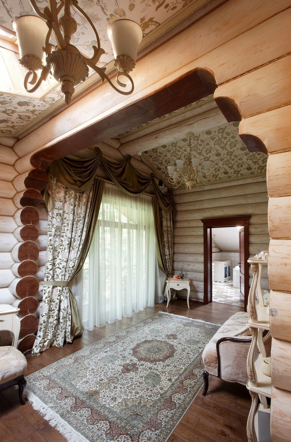 Фотография:  в стиле Прованс и Кантри, Дом, Дома и квартиры, Проект недели, Дача – фото на InMyRoom.ru