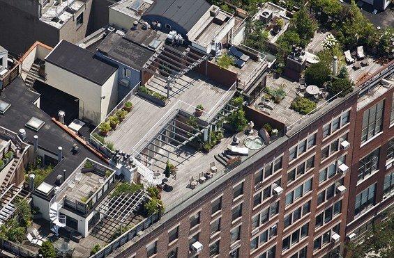 Фотография: Мебель и свет в стиле Современный, Дома и квартиры, Городские места, Нью-Йорк – фото на InMyRoom.ru