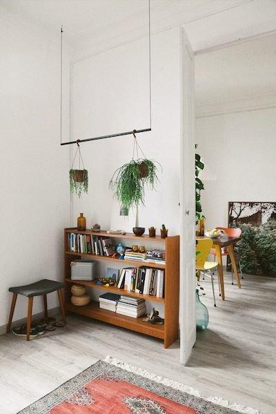 Фотография: Гостиная в стиле Скандинавский, Восточный, Декор интерьера, Декор дома, Плетеная мебель – фото на InMyRoom.ru