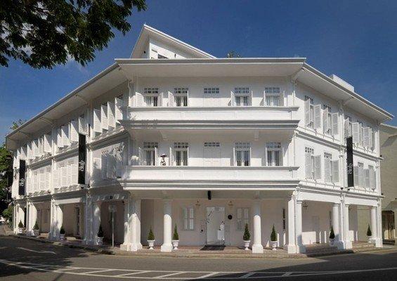 Фотография: Архитектура в стиле Классический, Современный – фото на INMYROOM
