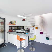 Фотография: Кухня и столовая в стиле Скандинавский, Дом, Дома и квартиры – фото на InMyRoom.ru