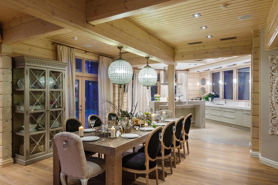 Фотография: Кухня и столовая в стиле Прованс и Кантри, Дом, Дома и квартиры, IKEA, Проект недели – фото на InMyRoom.ru
