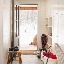Фотография: Прихожая в стиле Скандинавский, DIY, Квартира, Советы, как облегчить быт – фото на InMyRoom.ru