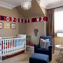 Фотография: Детская в стиле Современный, Спальня, Франция, Интерьер комнат – фото на InMyRoom.ru