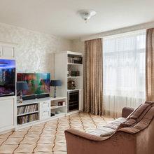 Фотография: Гостиная в стиле Классический, Квартира, Дома и квартиры, Проект недели, Москва – фото на InMyRoom.ru