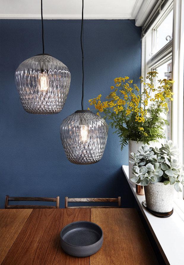 Фото из портфолио Роскошный и интригующий синий цвет в интерьере – фотографии дизайна интерьеров на INMYROOM