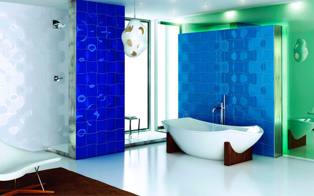 Фотография: Ванная в стиле Хай-тек, Советы – фото на INMYROOM