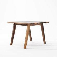 Стол обеденный Karpenter Utica из натурального дерева