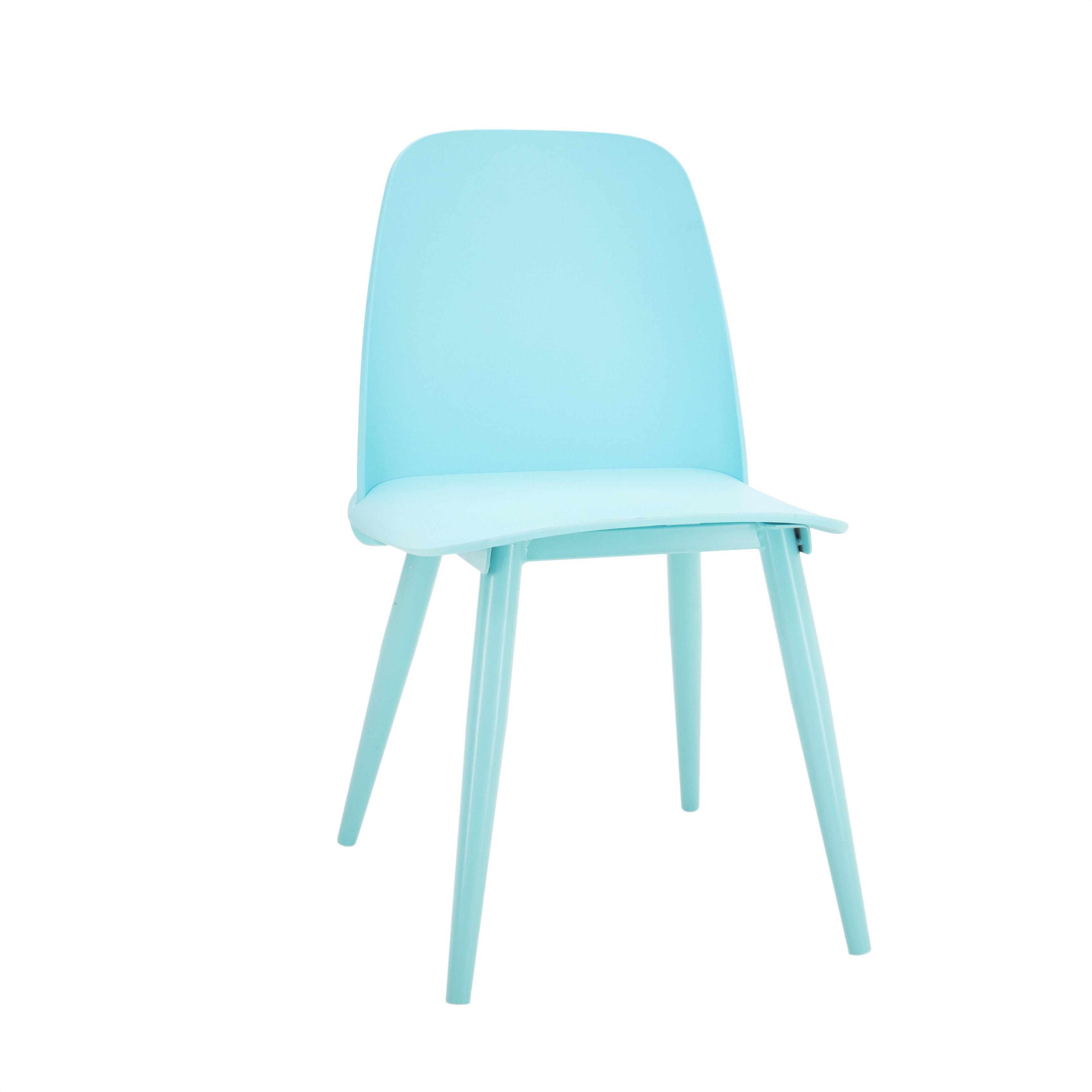 Купить Обеденный стул из дерева и пластика, inmyroom, Греция