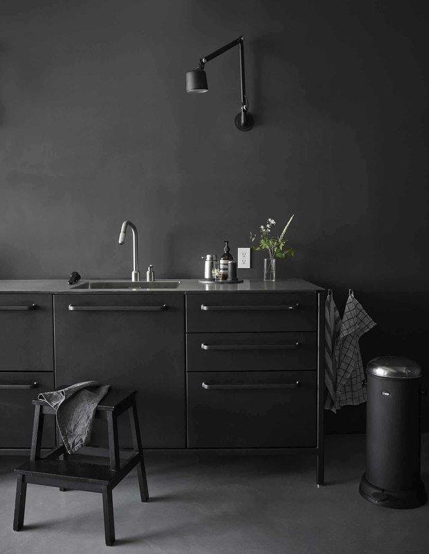 Фотография: Кухня и столовая в стиле Минимализм, Советы, Алена Власова, советы профи, Brite, Teflon, Ti-Pure, как выбрать краску – фото на INMYROOM