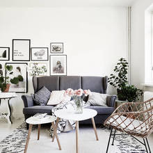 Фото из портфолио Ulfsparregatan 9 G – фотографии дизайна интерьеров на INMYROOM