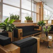 Фото из портфолио Office – фотографии дизайна интерьеров на INMYROOM