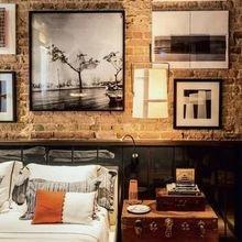 Фотография: Спальня в стиле Лофт, Декор интерьера, Мебель и свет, Стол – фото на InMyRoom.ru