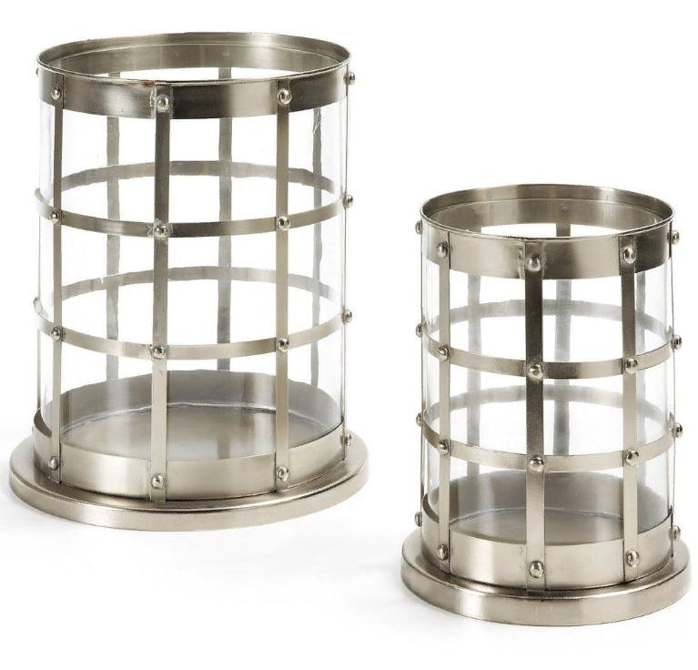 Купить Подсвечник Julia Grup Buster из металла и стекла, inmyroom, Испания
