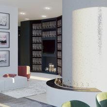Фото из портфолио Башня Федерация  – фотографии дизайна интерьеров на INMYROOM