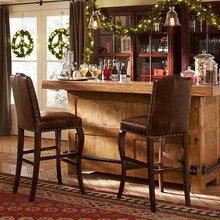 Фотография: Кухня и столовая в стиле Кантри, Восточный, Декор интерьера, Декор дома, Ковер – фото на InMyRoom.ru