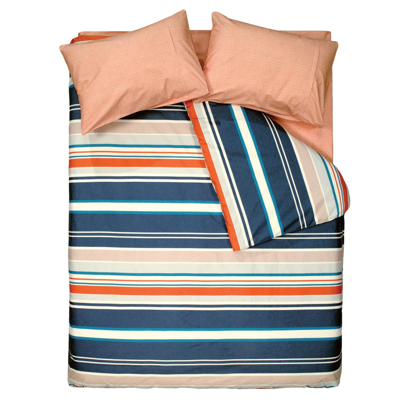 Купить Комплект постельного белья Line Orange Family, inmyroom, Турция