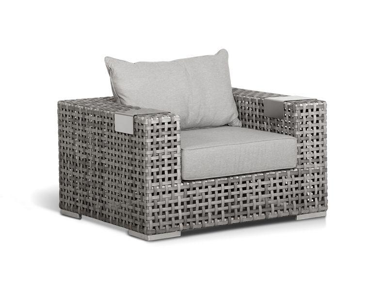 Кресло тито с подушками