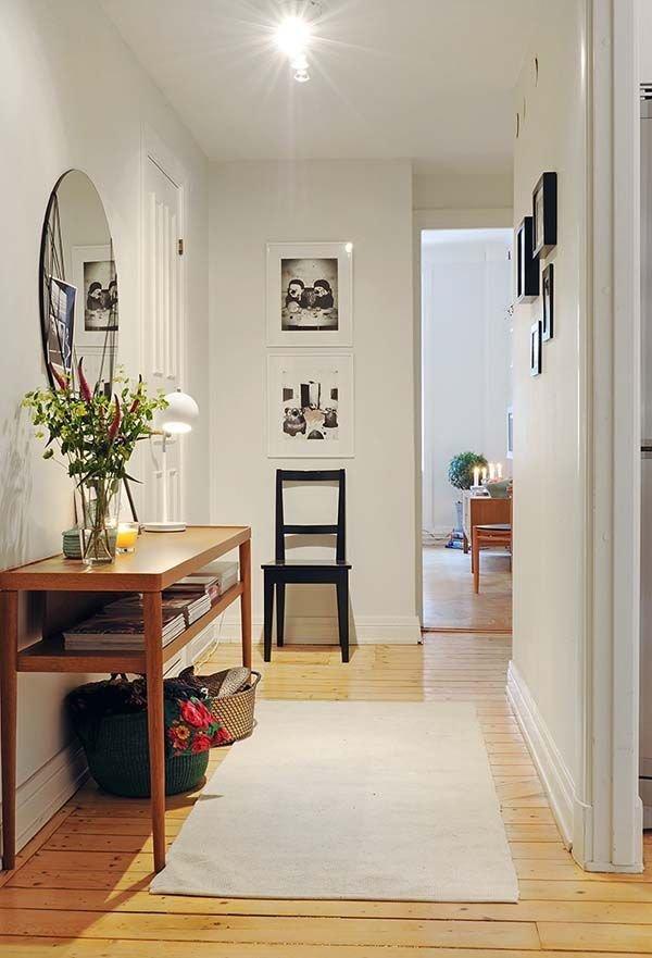 Фотография: Прихожая в стиле Скандинавский, Декор интерьера, Мебель и свет – фото на InMyRoom.ru