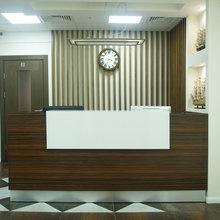 Фото из портфолио Офис компании Интерэкко  – фотографии дизайна интерьеров на InMyRoom.ru
