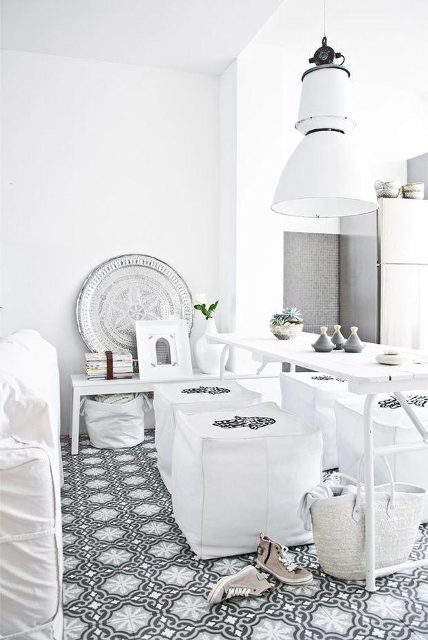 Фотография: Кухня и столовая в стиле Восточный, Декор интерьера, Декор дома, Марокканский – фото на InMyRoom.ru