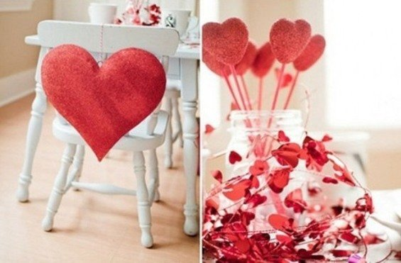 Фотография: Спальня в стиле Классический, Декор интерьера, DIY, Праздник, День святого Валентина – фото на InMyRoom.ru