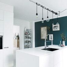 Фото из портфолио Красочный семейный дом в Остербро – фотографии дизайна интерьеров на INMYROOM