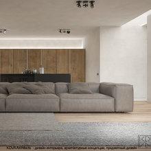 Фото из портфолио kdva – фотографии дизайна интерьеров на INMYROOM