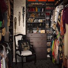 Фотография: Гардеробная в стиле Восточный, Хранение, Интерьер комнат, Советы – фото на InMyRoom.ru
