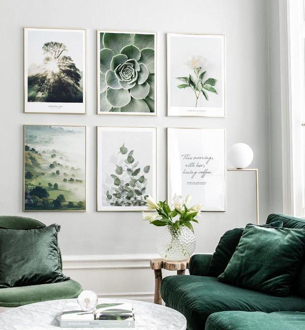 Фотография: Декор в стиле Современный, Гид, тренды в дизайне, тренды 2020 – фото на INMYROOM