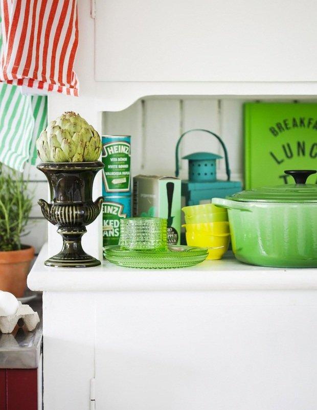 Фотография: Прочее в стиле , Кухня и столовая, Прованс и Кантри, Интерьер комнат – фото на InMyRoom.ru