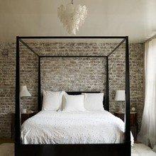 Фотография: Спальня в стиле Кантри, Лофт, Скандинавский, Современный, Эклектика – фото на InMyRoom.ru