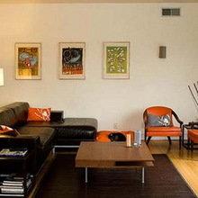 Фотография: Гостиная в стиле Современный, Декор интерьера, Квартира, Дом, Интерьер комнат – фото на InMyRoom.ru