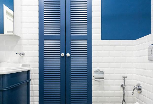 Фотография: Ванная в стиле Классический, Современный, Квартира, Проект недели, Москва, 3 комнаты, 60-90 метров, Евгения Постухова – фото на INMYROOM