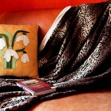 Фото из портфолио Декоративные подушки – фотографии дизайна интерьеров на InMyRoom.ru