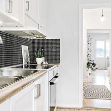 Фото из портфолио Karl Johansgatan 164D, SANDARNA, GÖTEBORG – фотографии дизайна интерьеров на INMYROOM