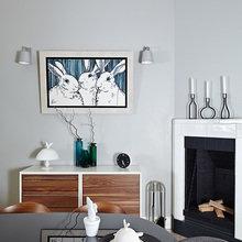 Фотография: Декор в стиле Скандинавский, Квартира, Дома и квартиры, Перепланировка – фото на InMyRoom.ru