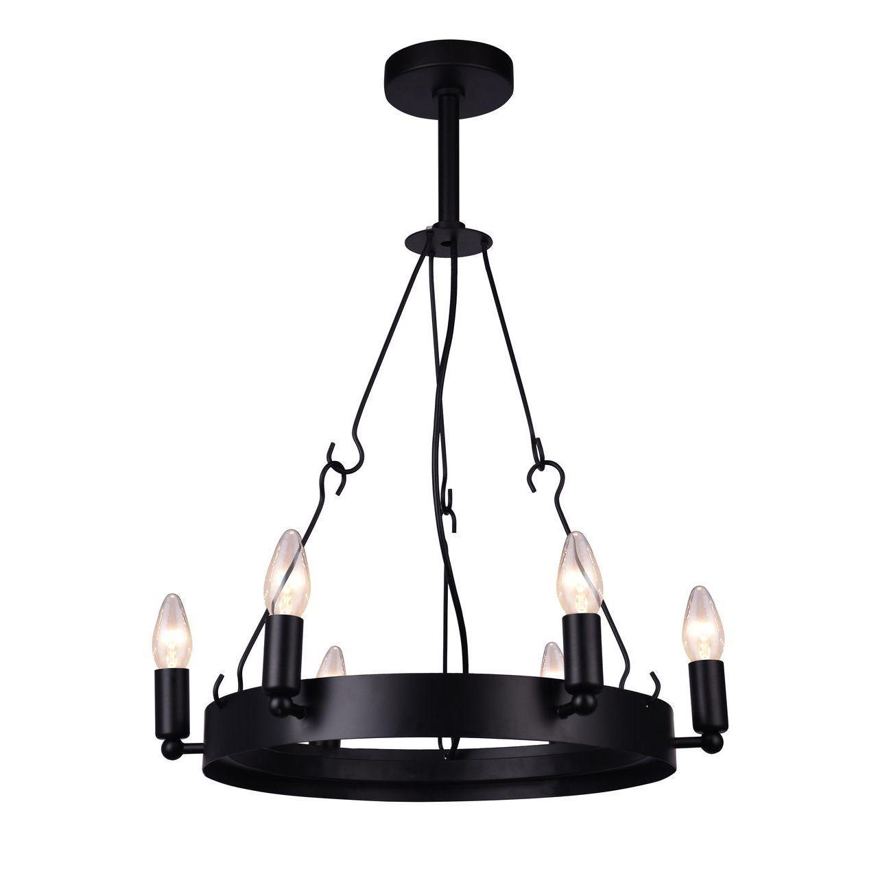 Подвесная люстра Arte Lamp Bastiglia