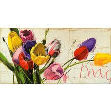 Картина (репродукция, постер): Magic Tulips - Антонио Масса
