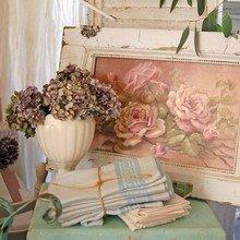 Фотография: Декор в стиле Кантри, Дизайн интерьера, Шебби-шик – фото на InMyRoom.ru