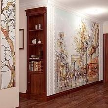 Фотография: Прихожая в стиле Классический, Квартира, Дома и квартиры, Перепланировка – фото на InMyRoom.ru
