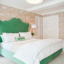 Фотография: Спальня в стиле Кантри, Классический, Квартира, Дома и квартиры, Ар-деко – фото на InMyRoom.ru