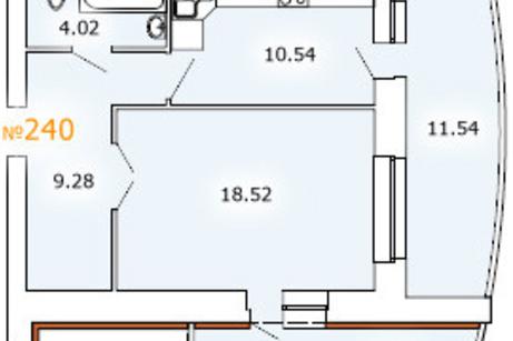 ПОМОГИТЕ!!! Перепланировать квартиру 60 кв.м.!!!
