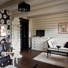 Фотография: Офис в стиле Кантри, Современный, Эклектика – фото на InMyRoom.ru
