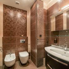 Фотография: Ванная в стиле Современный, Кухня и столовая, Прихожая, Спальня, Квартира, Дома и квартиры – фото на InMyRoom.ru