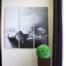 Фото из портфолио Квартира для американца – фотографии дизайна интерьеров на InMyRoom.ru