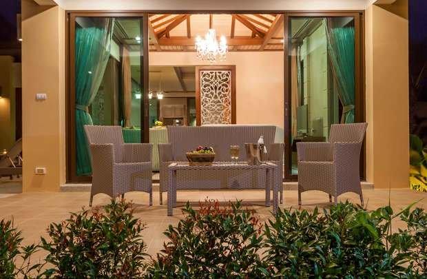Фото из портфолио Тайское райское место вдали от любопытных глаз – фотографии дизайна интерьеров на INMYROOM